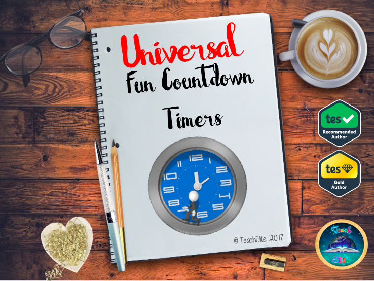 Back To School : Countdown Timers