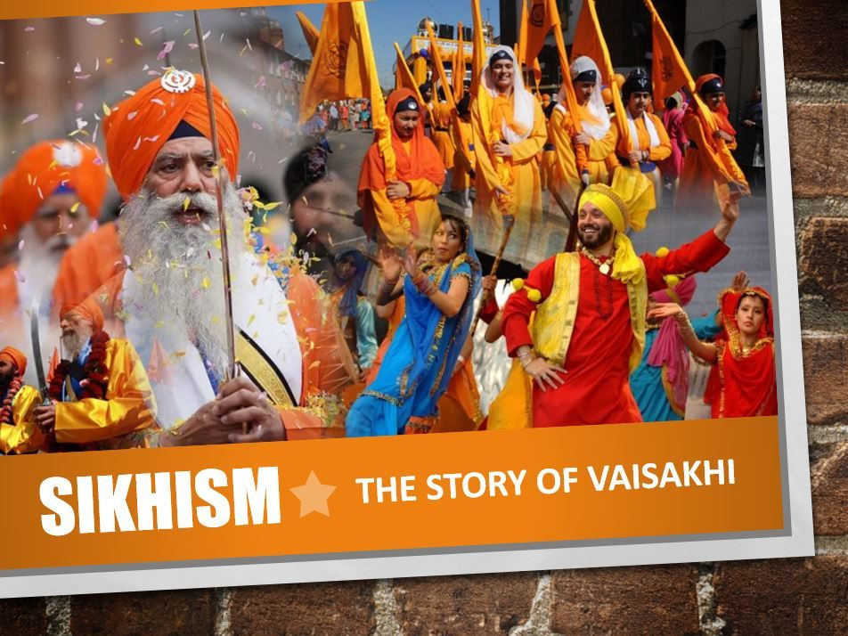 """BBC Programme: """"The Story of Vaisakhi"""": Learning Mat"""