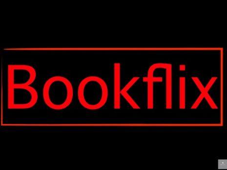 Reading display - Bookflix display set