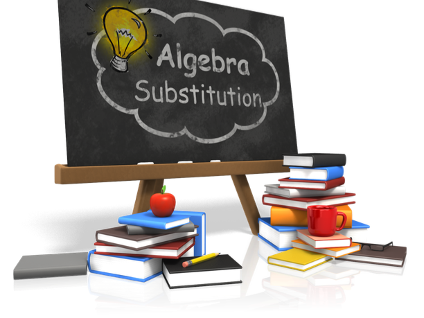Introduction to Substitution animated PowerPoint + Worksheet Functional Skills L2 GCSE