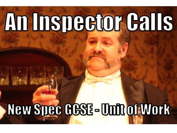 An Inspector Calls - Complete Scheme of Work (GCSE English Literature)