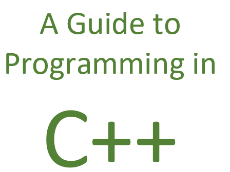 Essential guide to C++    (4.0)