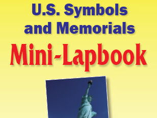 U. S. Symbols Mini-Lapbook