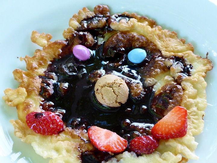 Recognising thousandths - pancake theme Year 5