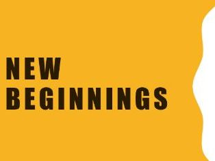 New Beginnings Assembly KS3/4