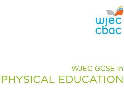 WJEC Eduqas GCSE PE Muscular Skeletal System