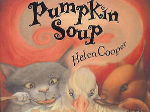 Pumpkin soup bundle- Lesson plan AND continuous provision activities