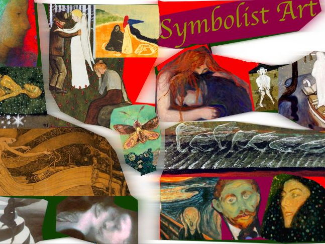 Symbolism ~ Art History ~ Spiritual ~ Symbol ~ Art ~ 154 Slides