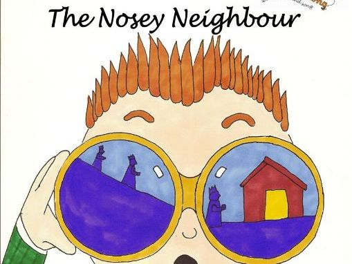 The Nosey Neighbour Christmas Nativity