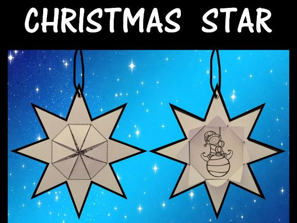 CHRISTMAS STAR – Write a Christmas Wish