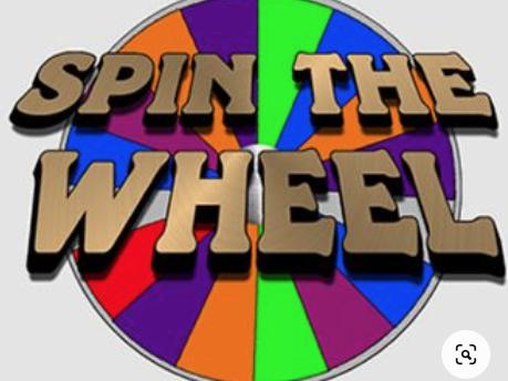 Dynamo 2 Module 1 Vocabulary Spin the Wheel