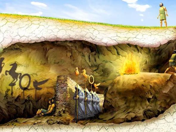 Plato's The Cave (KS3)
