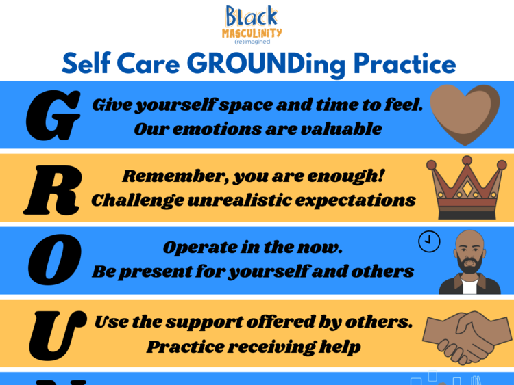 Self care - grounding practice