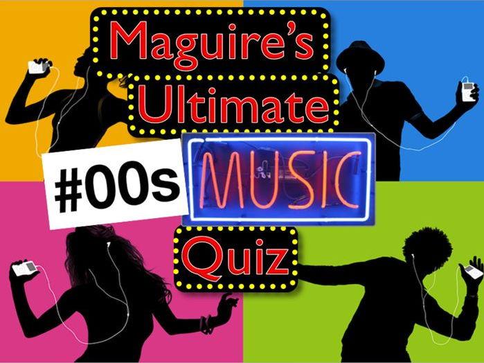 Ultimate Music Quizzes (Decades)