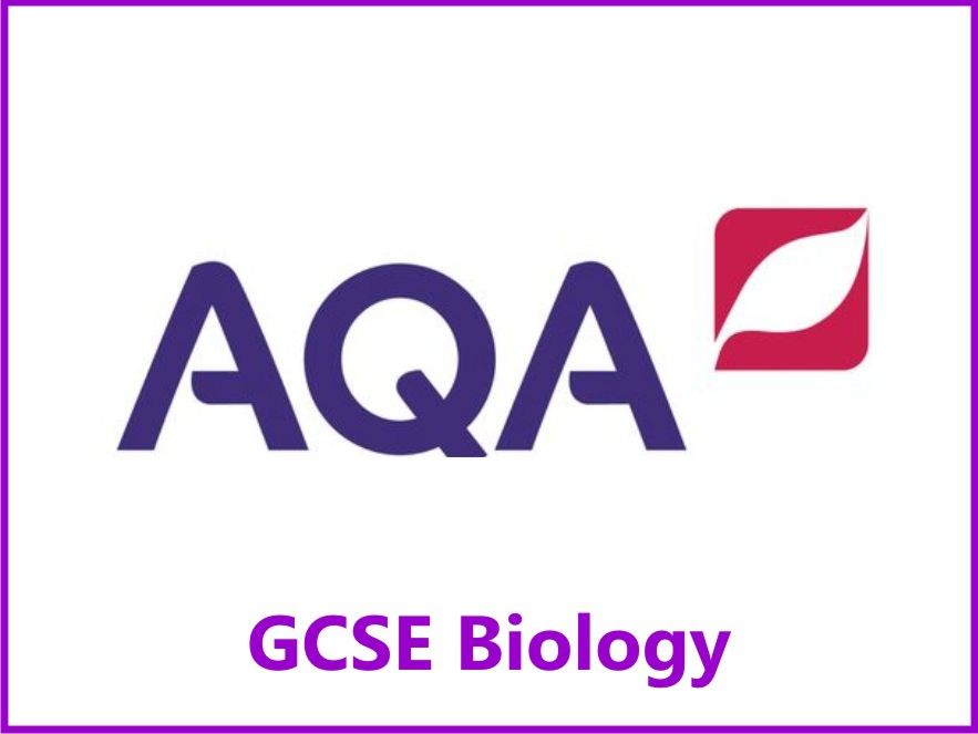 AQA Biology GCSE Grade 8 Revision Checklists Papers One & Two