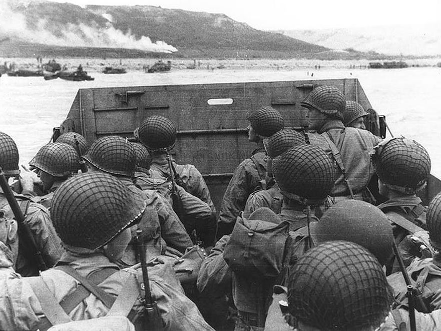 D-Day home learning pack