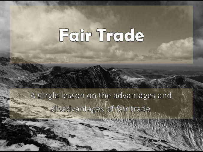 Fair Trade, An Evaluation