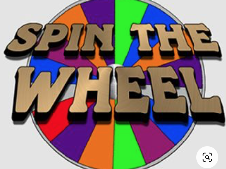 Dynamo 3 Module 2 Vocabulary Spinning Wheel