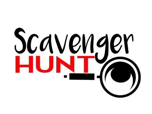 Scavenger Home Hunt Challenge - 1 Hour