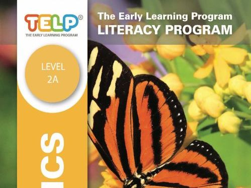 Phonics 2A - TELP's Literacy Program