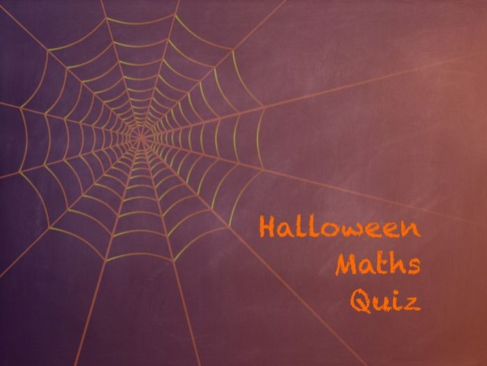 Halloween Maths Quiz