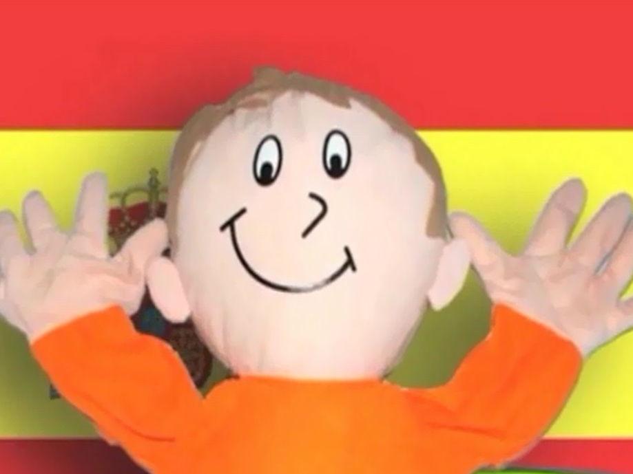 Hola Jimmy - A fun resource to teach Spanish