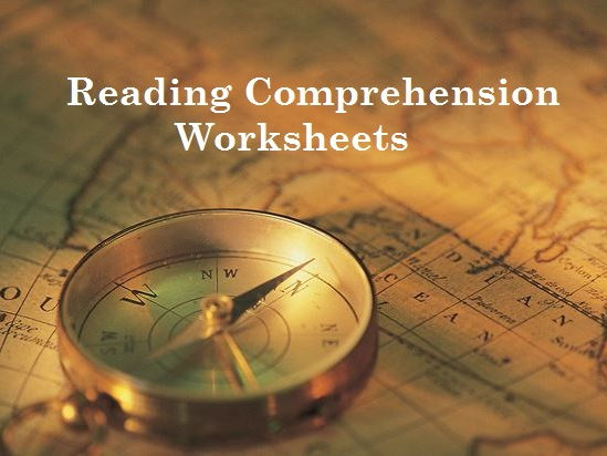 Reading Comprehension Worksheets for the ESL classroom x  6 (historical)