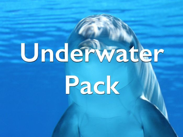 Picture Processor - Underwater Pack