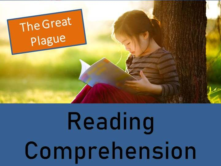 The Great Plague Reading Comprehension Activity