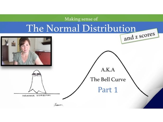 Statistics--The Normal Distribution (Part 1)