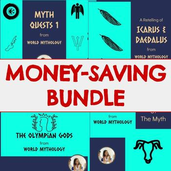 Greek Mythology Bundle (Still Growing!)