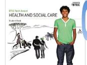 Btec Tech Award Health & Social Care. Component 2