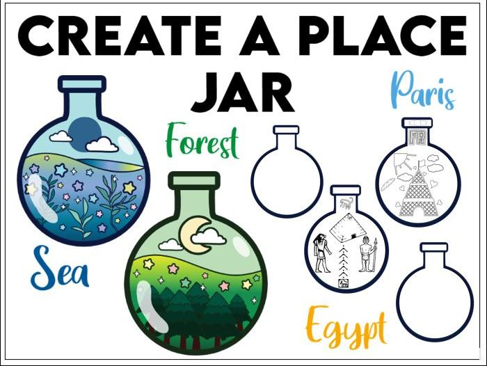 Create a Place Jar