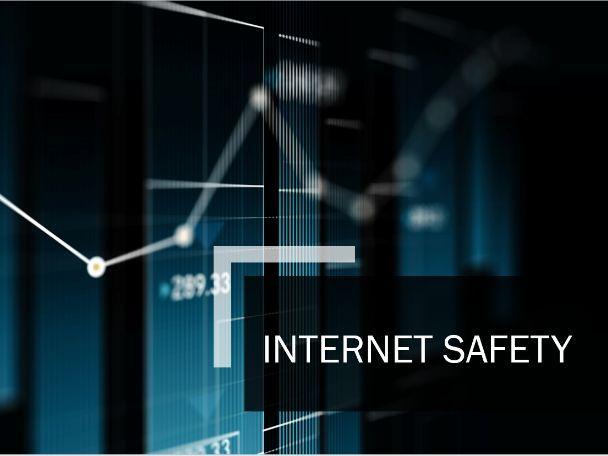 Internet Safety Powerpoint - 2021