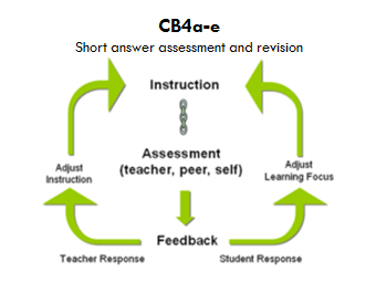 CB4a-e - Exit test and revision.