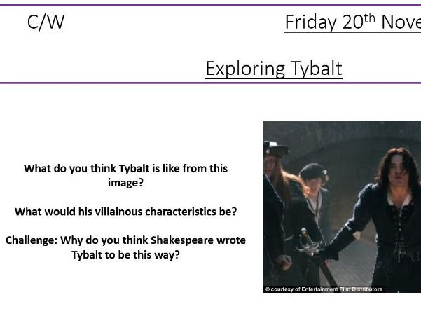 Stand-alone -Tybalt KS3