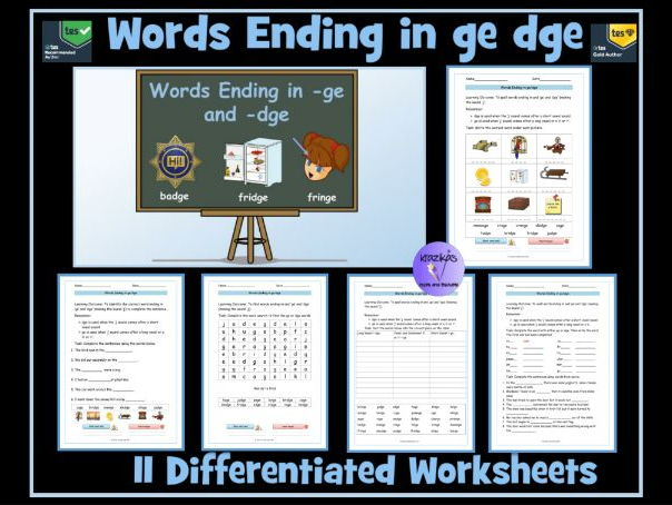 United States Geography Worksheets Word Ge And Dge Sounds  Words Worksheet By Krazikas  Teaching  Free Printable Math Worksheets Grade 1 Excel with Math Practice Worksheets For 3rd Grade Excel Ge And Dge Sounds  Words Worksheet By Krazikas  Teaching Resources   Tes Free Relapse Prevention Worksheets Word