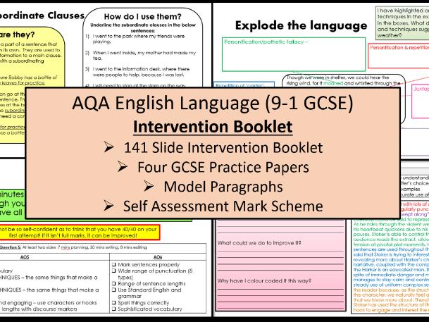 English Language Intervention
