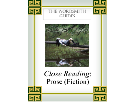 Close Reading: Prose (Fiction) Study Unit, Teaching Copy