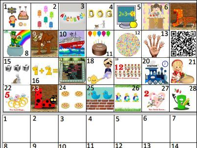 Visual Quiz for Nursery and KS1 9 Sets