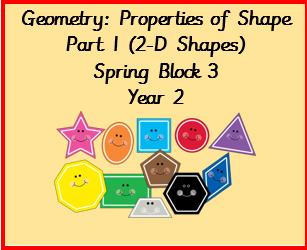 Geometry: Properties of Shape, Part 1 2D shapes