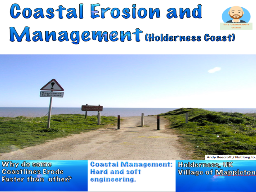 Coastal Erosion and Management (Holderness)