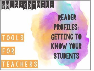 Back to School - Reading Profile