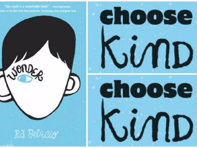 Questions for Wonder by RJ Palacio (Via's section)