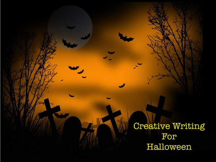 Creative Writing for Halloween (KS2)