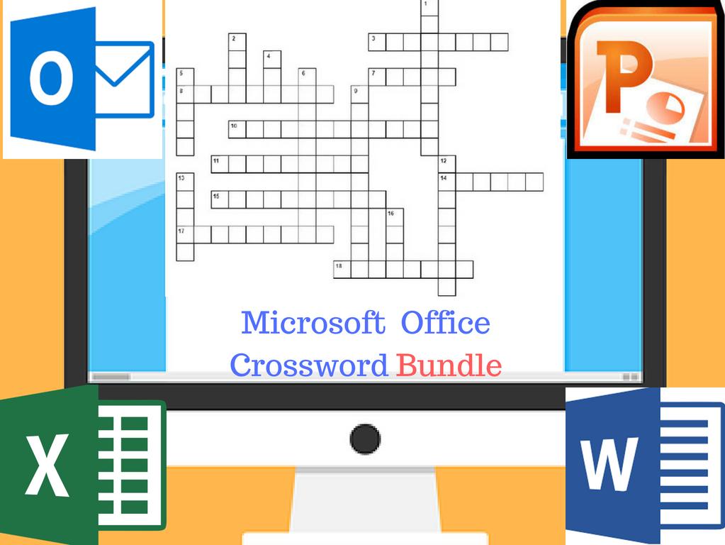 Microsoft Office Crossword Puzzles