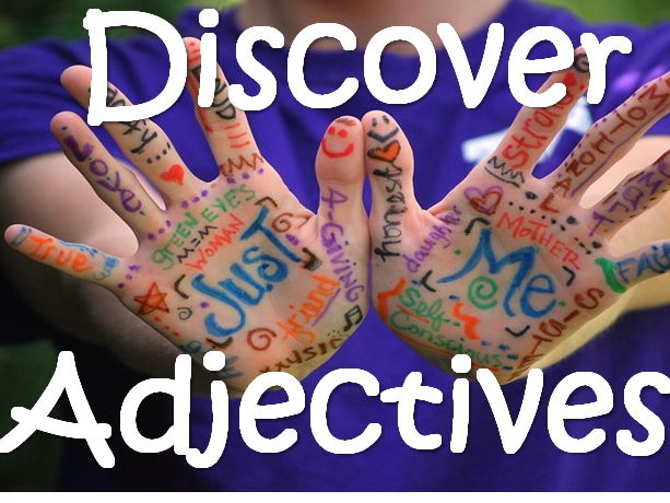 Discover Adjectives in Phrases, Sentences and Text - Active Grammar