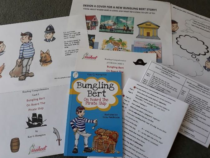 Free Home Learning Pack