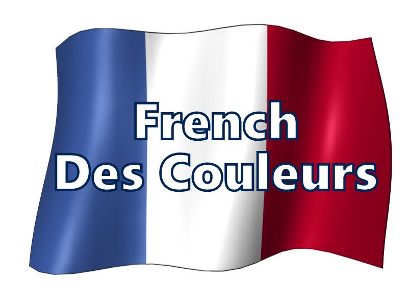 FRENCH - Colours - Les Couleurs BUNDLE
