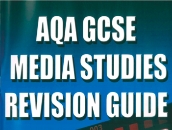 GCSE Media Studies CSPs